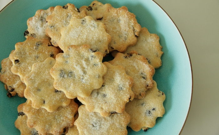 Currant Cookies