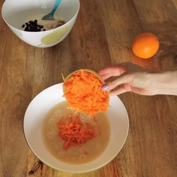 Muffin carrot