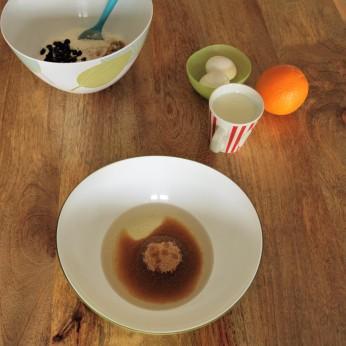 Muffin oil