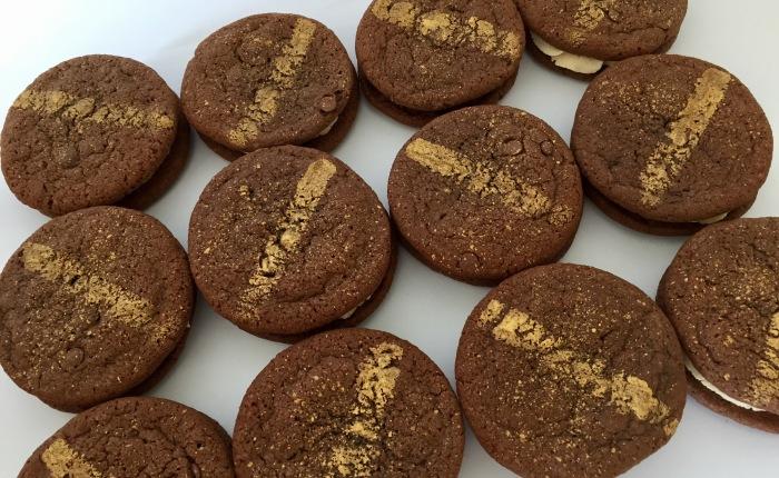 Chocolate Chip CookieSandwiches