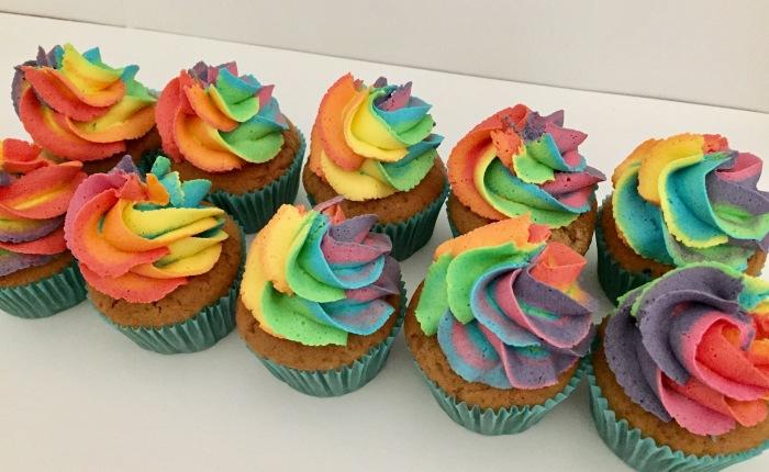 Caramel Surprise Cupcakes